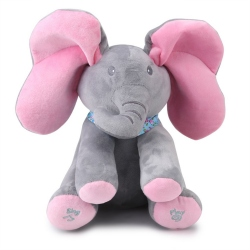 Peluches de elefantes